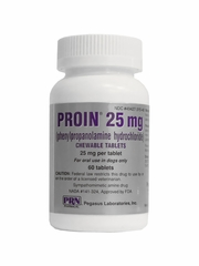 Proin 25 mg (60 Chewable Tablets)
