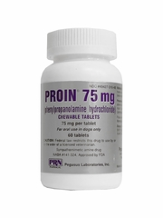 Proin 75 mg (60 Chewable Tablets)