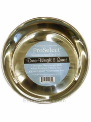 Proselect Stainless Steel Bowls