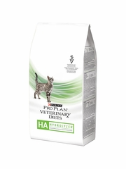 Purina Pro Plan Veterinary Diets - HA Hydrolyzed Dry Cat Food (4 lb)