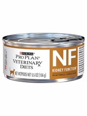 Purina Pro Plan Veterinary Diets - NF Kidney Function Canned Cat Food (24x5.5 oz)