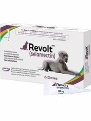 Revolt Topical Solution for Dogs & Cats
