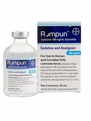 Rompun 100mg/ml-50ml