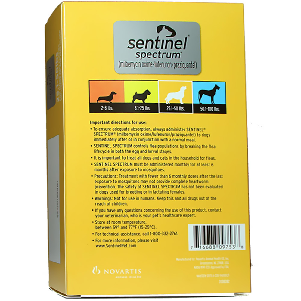 Sentinel For Dogs Reviews