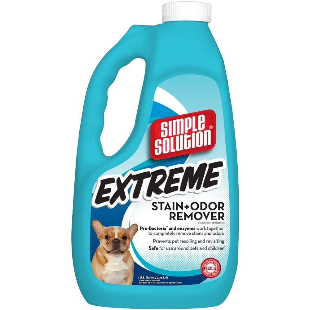 Simple Solution Extreme Stain & Odor Remover (Gallon) 10128
