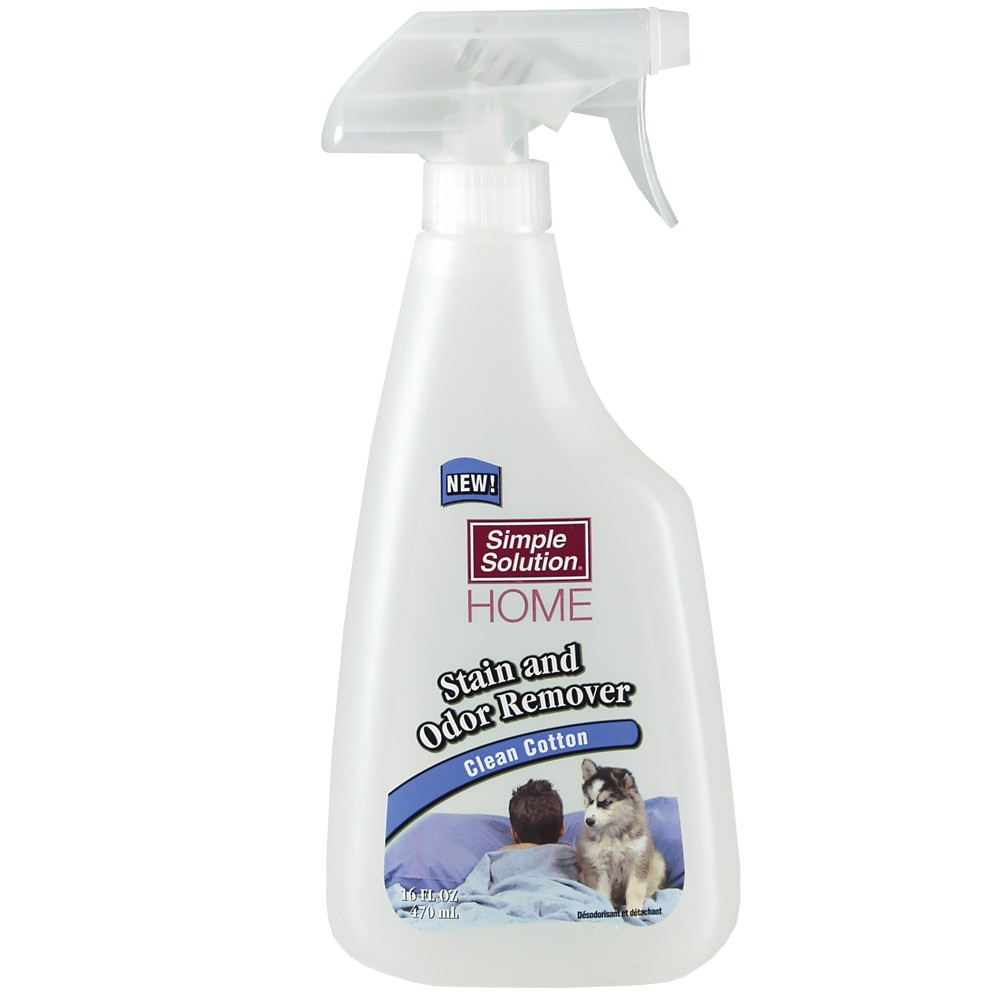 Simple Solution Stain & Odor Remover - Clean Cotton (16 oz) BR17010