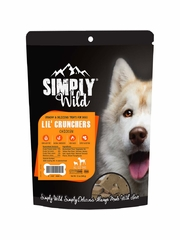 Simply Wild Lil' Crunchers - Chicken (12 oz)