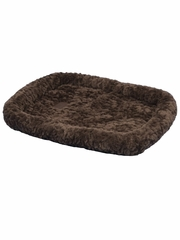 """SnooZZy Crate Bed 1000 18x14"""" - Chocolate"""