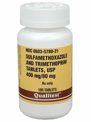 Sulfamethoxazole & Trimethoprim (Manufacturer may vary)