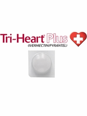 Tri-Heart Plus for Dogs 26-50 lbs (1 Chew Tab)