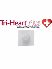 Tri-Heart Plus for Dogs Up to 25 lbs (1 Chew Tab)