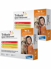 Trifexis For Dogs - 10.1-20 lbs (12 Chew Tabs)