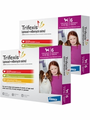 Trifexis For Dogs - 5-10 lbs (12 Chew Tabs)