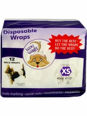 Wiki Wags Male Dog Wraps