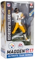Ben Roethlisberger (Pittsburgh Steelers) EA Sports Madden NFL 17 Ultimate Team Series 2 McFarlane