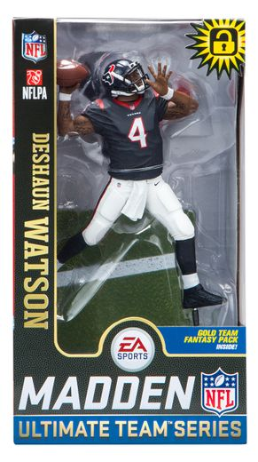Deshaun Watson (Houston Texans) EA Sports Madden NFL 19 Ultimate Team Series 2 McFarlane