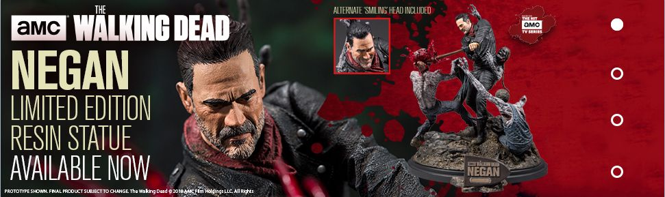 Shop McFarlane Resin Statues!
