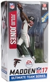 Julio Jones (Atlanta Falcons) EA Sports Madden NFL 17 Ultimate Team Series 2 McFarlane
