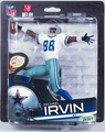 Michael Irvin (Dallas Cowboys) NFL 33 McFarlane