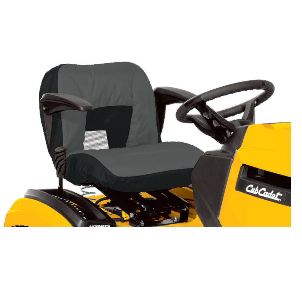 Cub Cadet Seat Cover With Arm Rest Holes