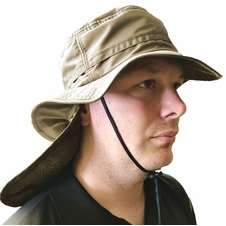 Forester Bucket Hat w/ Neck Shade