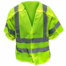 Forester Class 3 Tear-Away Safety Vest