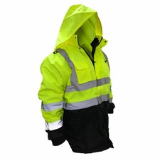 Forester Extreme Long Parka w/ Removable Fleece