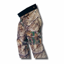 Forester EZ-Zip Zipper Style Lightweight Chainsaw Chaps - RealTree&reg Camo