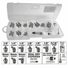 Forester Grease Fittings Assortment Kit