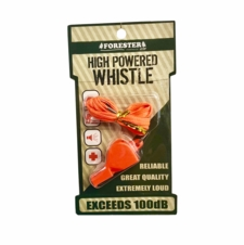 Forester High Powered Whistle