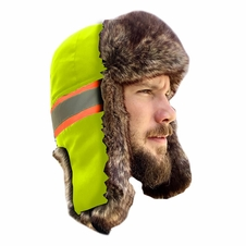 Forester Reflective Bomber Hat