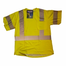 Forester ShadeTek Advanced Cooling Class 3 Shirt - Safety Green