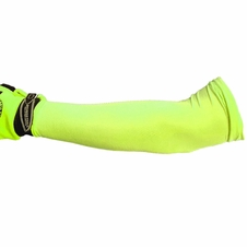 Forester ShadeTek Cooling Sleeves - Hi-Vis Green