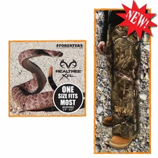 Forester Snake Chaps - Real Tree Camo