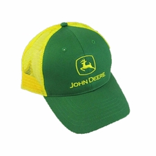 John Deere Green/Yellow Trucker Hat