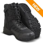 Altama 305301 Men's Vengeance SR 8 inch Side Zip Black Boot