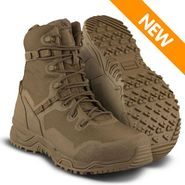 Altama 322003 Men's Raptor 8 inch Safety Steel Toe Coyote Boot