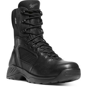 Danner 28012 Men's Kinetic Waterproof Side Zip Tactical  Boot