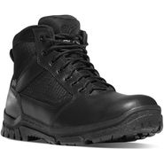 Danner 23820 Men's Lookout 5.5 inch Waterproof Black Duty Boot
