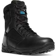 Danner 23827 Men's 8 inch Lookout Cold Weather  Insulated 800g Waterproof Black Duty Boot