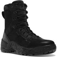 Danner 25732 Men's Scorch Hot Weather 8 inch Side Zip Black Duty Boot