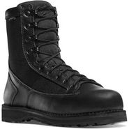 Danner 26221 Men's Stalwart 8 inch Waterproof Black Duty Boot