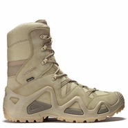 Lowa 3105320410 Men's Zephyr Desert GTX HI TF Task Force Gore-Tex Waterproof Desert Boot