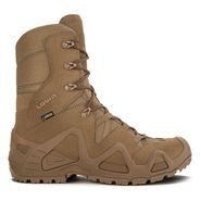 Lowa 3105320731 Men's Zephyr Coyote Brown HI GTX TF Task Force Gore Tex Waterproof Military Boot
