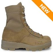 McRae 8701 Men's JBII Hot Weather Coyote Brown Jungle Boot