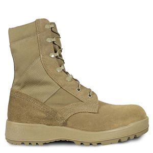 McRae 8189 Men's Hot Weather OCP ACU Coyote Brown Military Boot