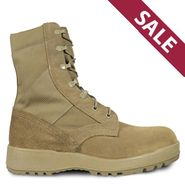 McRae 8189 Men's Hot Weather OCP ACU Coyote Brown Military Boot, Size 11Reg
