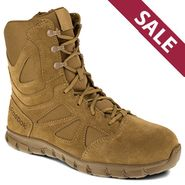 61b768dc89015a Reebok RB8808 Men s 8inch Sublite OCP ACU Coyote Brown Boot