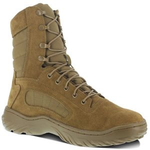 Reebok CM8992 Men's Fusion Max 8in  OCP ACU Coyote Brown Military Boot