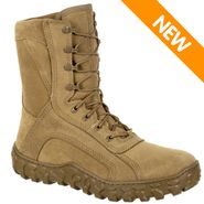 Rocky RKC080 Men's S2V All Leather Coyote Brown ACU OCP Military Boot